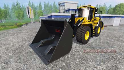 Volvo L180G para Farming Simulator 2015