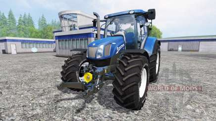 New Holland T6.175 v1.2 para Farming Simulator 2015