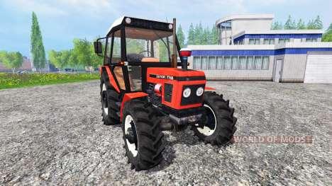 Zetor 7745 [wheelshader] para Farming Simulator 2015