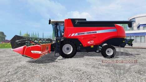 Massey Ferguson 7360PLI para Farming Simulator 2015