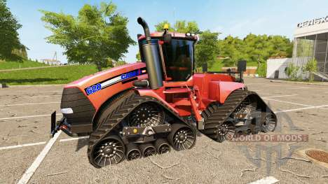 Case IH Quadtrac 620 Turbo NOS Hardcore Prototyp para Farming Simulator 2017