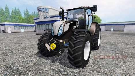 New Holland T7.240 [black] para Farming Simulator 2015