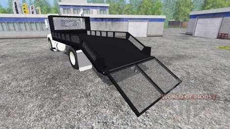 Peterbilt 384 para Farming Simulator 2015
