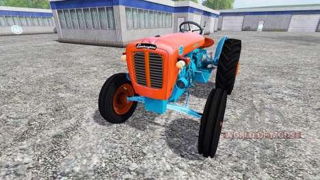 Lamborghini 1R para Farming Simulator 2015