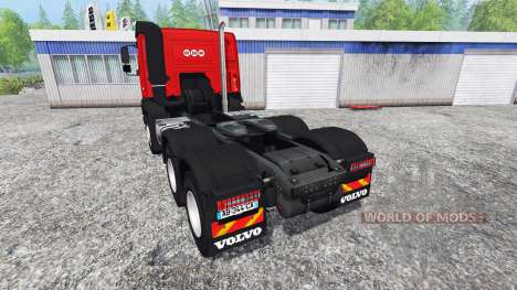 Volvo FMX para Farming Simulator 2015