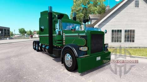 La piel Seidler de Camiones para el camión Peter para American Truck Simulator
