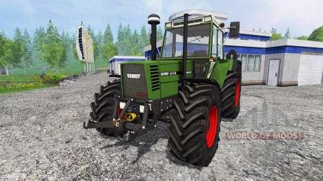 Fendt Favorit 615 LSA Turbomatic para Farming Simulator 2015