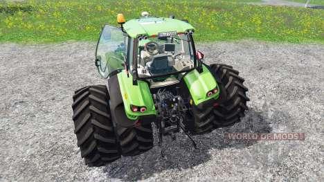 Deutz-Fahr Agrotron 7250 TTV v6.0 para Farming Simulator 2015