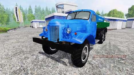 ZIL-157 [peces] para Farming Simulator 2015