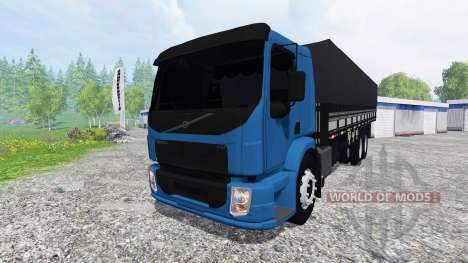 Volvo VM 330 2015 v1.1 para Farming Simulator 2015