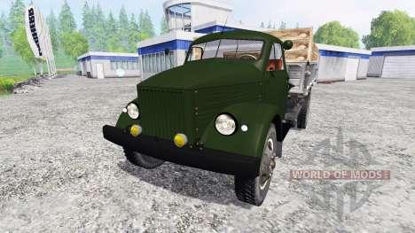 GAZ-51A v2.0 para Farming Simulator 2015