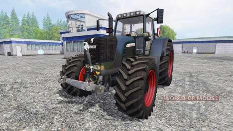 Fendt 930 Vario TMS v2.2 para Farming Simulator 2015