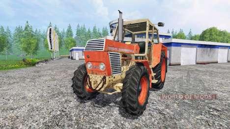 Zetor Crystal 8045 para Farming Simulator 2015