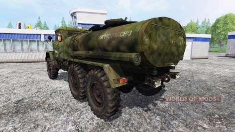 ZIL-131 para Farming Simulator 2015