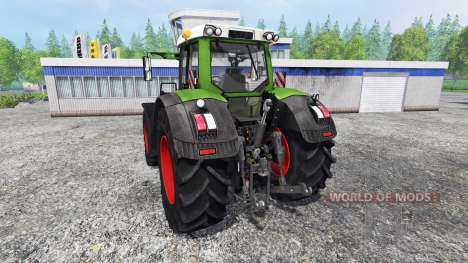 Fendt 927 Vario [washable] para Farming Simulator 2015