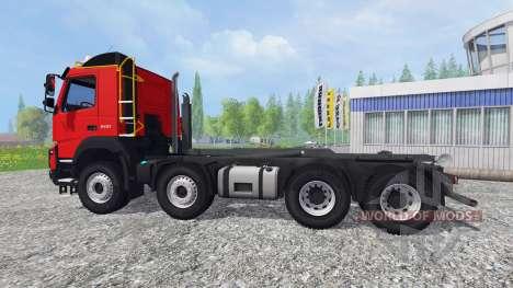 Volvo FMX Ampliroll para Farming Simulator 2015