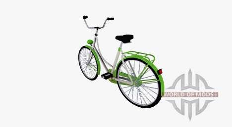 Bicicleta para Farming Simulator 2017