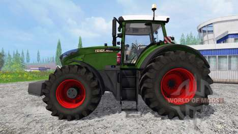 Fendt 1050 Vario [washable] v3.0 para Farming Simulator 2015