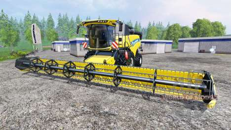 New Holland CR9.90 para Farming Simulator 2015