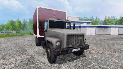 GAZ-3307 v1.1 para Farming Simulator 2015
