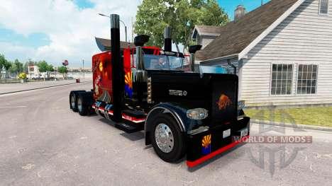 La piel de Arizona, estados UNIDOS para el camió para American Truck Simulator