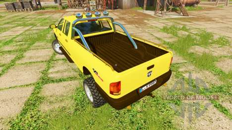 Dodge Ram 2500 Heavy Duty v2.0 para Farming Simulator 2017