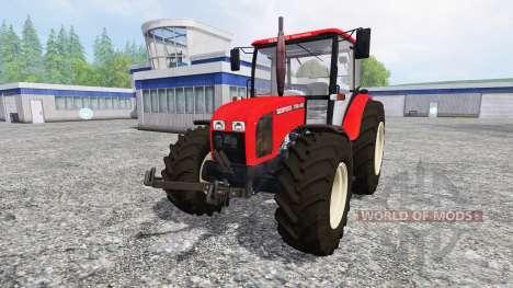 Zetor 7341 SuperTurbo para Farming Simulator 2015