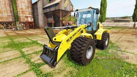 New Holland W170C para Farming Simulator 2017