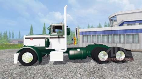 Peterbilt 281 para Farming Simulator 2015