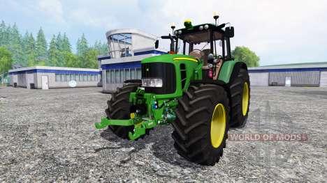 John Deere 6930 para Farming Simulator 2015