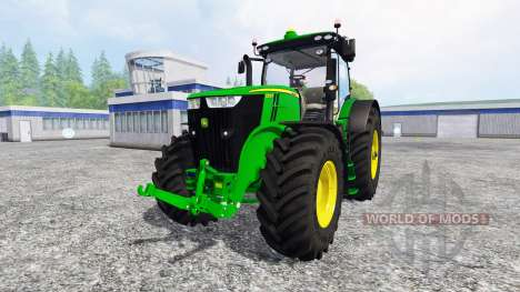 John Deere 7290R v2.2 para Farming Simulator 2015