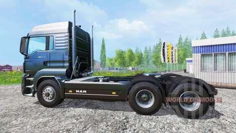 MAN TGS 26.440 para Farming Simulator 2015