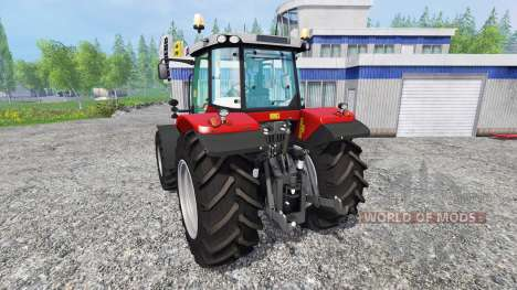 Massey Ferguson 6616 para Farming Simulator 2015