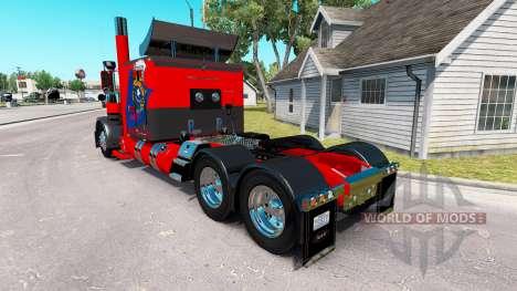 La piel de Nevada, estados UNIDOS para el camión para American Truck Simulator