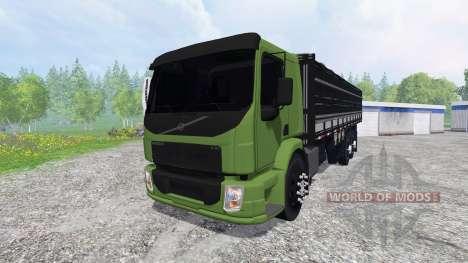 Volvo VM 330 2015 para Farming Simulator 2015