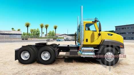 Caterpillar CT660 v1.3.1 para American Truck Simulator