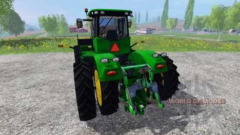 John Deere 9410R [triples] para Farming Simulator 2015