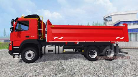 Volvo FMX [tipper] para Farming Simulator 2015