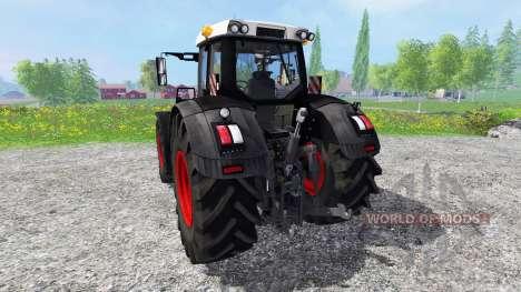 Fendt 936 Vario [black beauty washable] para Farming Simulator 2015