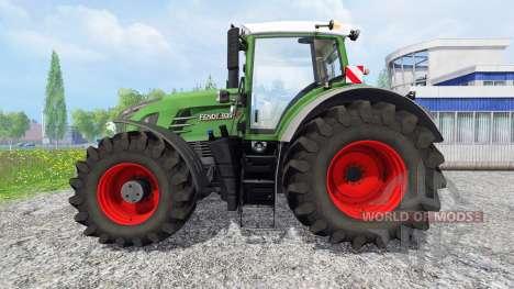 Fendt 939 Vario [wheelshader] para Farming Simulator 2015