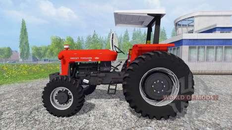 Massey Ferguson 95X para Farming Simulator 2015