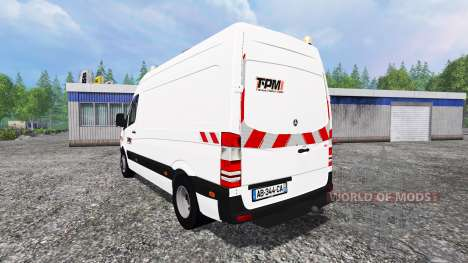 Mercedes-Benz Sprinter [pack] para Farming Simulator 2015