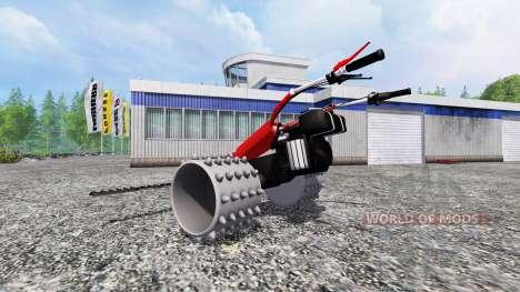 Reform RM8 para Farming Simulator 2015