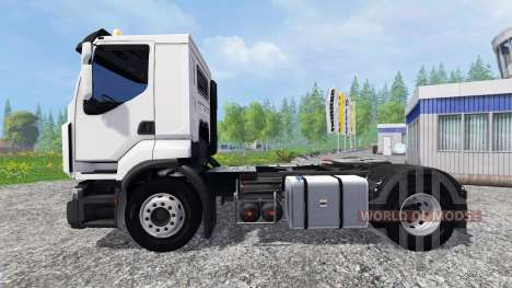 Renault Premium Lander para Farming Simulator 2015