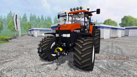 New Holland M 160 v1.9 para Farming Simulator 2015