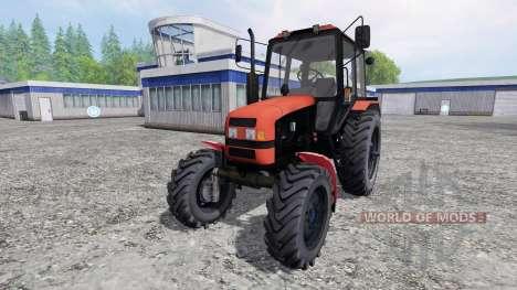 MTZ-82 Bielorruso para Farming Simulator 2015