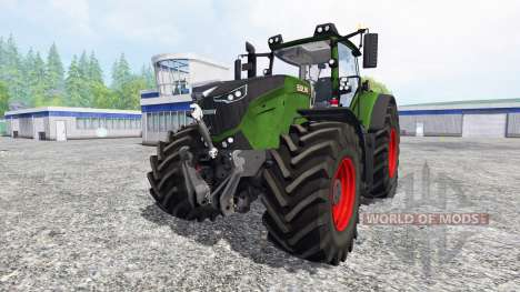 Fendt 1050 Vario [washable] v2.0 para Farming Simulator 2015