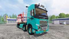 Volvo FH16 750 [forest]