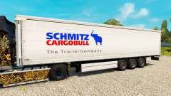 La piel de Schmitz semirremolques para Euro Truck Simulator 2