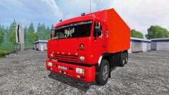 KamAZ-53212 [rojo]